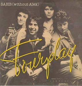 The Sensational Alex Harvey Band (Without Alex): Fourplay - Cover