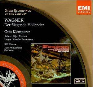 Richard Wagner: Fliegende Holländer, Der - Cover