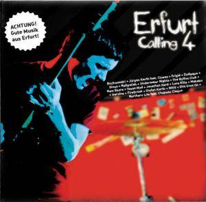 Cover - Shit Lives On: Erfurt Calling 4