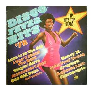 Disco Fever Hits '78 - Cover