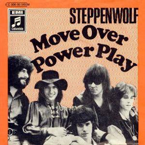 Cover - Steppenwolf: Move Over