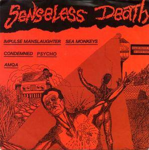 Senseless Death - Cover