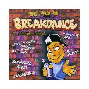 Best Of Breakdance And Electric Boogie, The - Cover