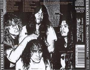 Terrorizer: World Downfall (CD) - Bild 2