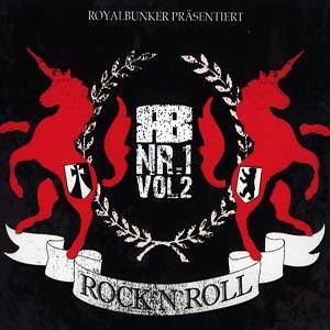 RB No1 Vol2 Rock 'n' Roll - Cover