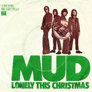 Mud: Lonely This Christmas - Cover