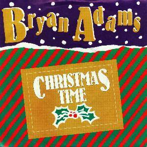 Bryan Adams: Christmas Time - Cover