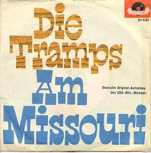 Cover - Tramps, Die: Am Missouri