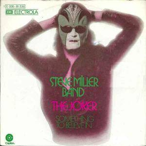 The Steve Miller Band: Joker, The - Cover