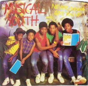 Cover - Musical Youth: Never Gonna Give You Up