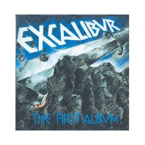 Excalibur: First Album, The - Cover