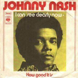 Johnny Nash: I Can See Clearly Now - Cover