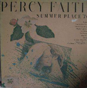 Cover - Percy Faith: Summer Place '76
