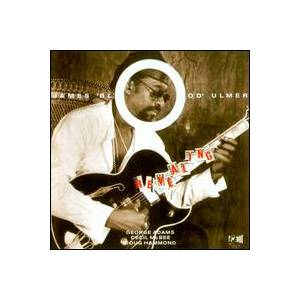 "Cover - James ""Blood"" Ulmer: Revealing"