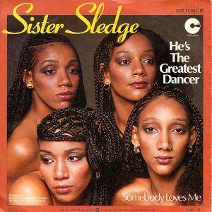 Sister Sledge: He's The Greatest Dancer - Cover