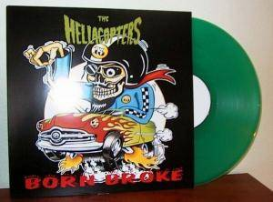 The Hellacopters: Born Broke - Cover