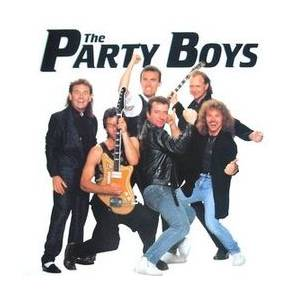 Cover - Party Boys, The: Party Boys, The