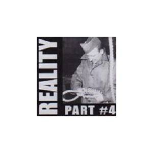 Reality #4 - Cover