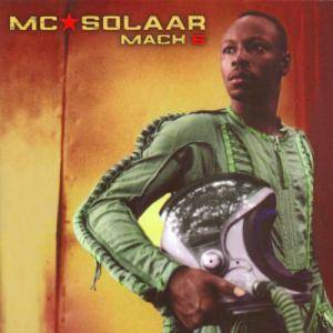 Cover - MC Solaar: Mach 6