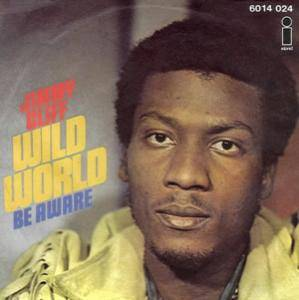Jimmy Cliff: Wild World - Cover