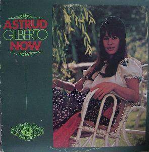 Cover - Astrud Gilberto: Now