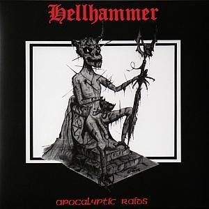 Hellhammer: Apocalyptic Raids - Cover