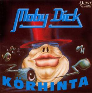 Cover - Moby Dick: Körhinta