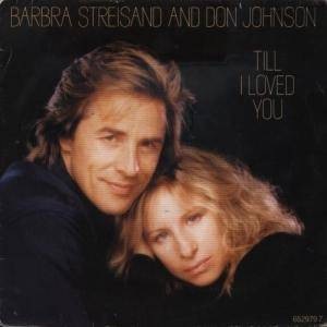 Barbra Streisand: Till I Loved You - Cover