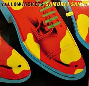 Yellowjackets: Samurai Samba - Cover