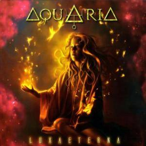 Aquaria: Luxaeterna - Cover