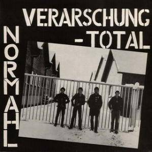 NoRMAhl: Verarschung Total - Cover