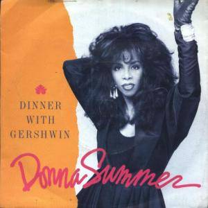 Donna Summer: Dinner With Gershwin - Cover