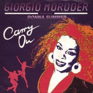 Giorgio Moroder Feat. Donna Summer: Carry On - Cover