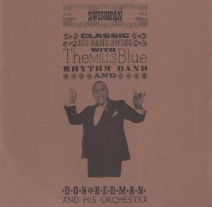 Cover - Don Redman & His Orchestra: Classic Big Band Swing