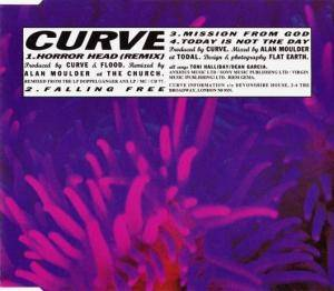 Cover - Curve: Horror Head