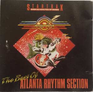Cover - Atlanta Rhythm Section: Southern Fried - The Best Of