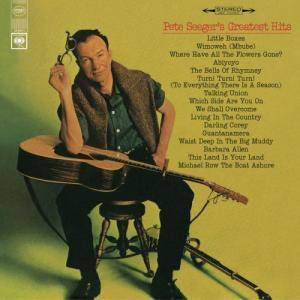 Pete Seeger: Pete Seeger's Greatest Hits - Cover