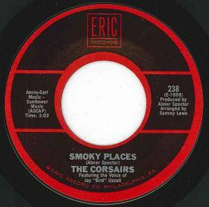 Cover - Corsairs, The: Smoky Places / I Had A Talk With My Man