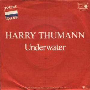 Harry Thumann: Underwater - Cover