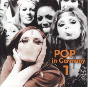 Cover - Boy Berger: Pop In Germany, Vol. 1