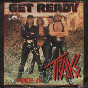 Traks: Get Ready - Cover