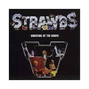 Cover - Strawbs: Bursting At The Seams