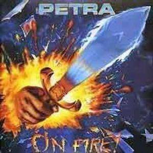 Petra: On Fire! (LP) - Bild 1