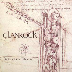 Cover - Clanrock: Flight Of The Phoenix