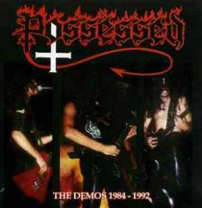 Possessed: Demos 1984-1992, The - Cover