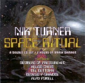 Cover - Nik Turner: Space Ritual 1994 Live