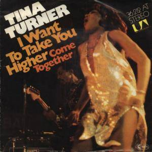Cover - Tina Turner: I Want To Take You Higher
