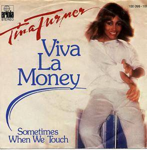 Cover - Tina Turner: Viva La Money