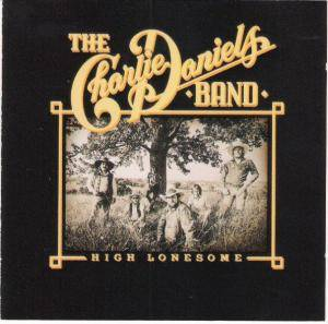 The Charlie Daniels Band: High Lonesome - Cover