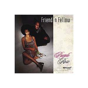 Cover - Friend 'n Fellow: Purple Rose